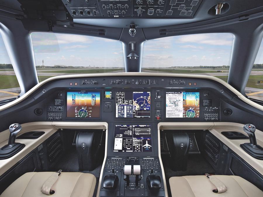 Máy bay cá nhân với nội thất lấy cảm hứng từ bãi biển Brazil - Ảnh 12.