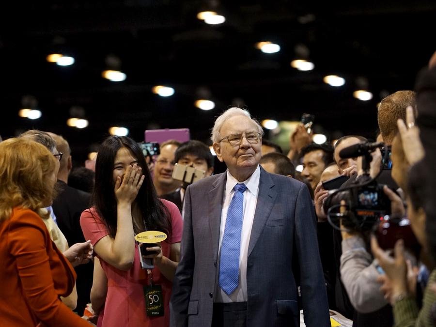 Tỷ phú Warren Buffett: 'Đầu tư là tìm cho mình câu chuyện phù hợp' - Ảnh 5.