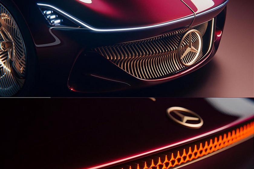 Siêu xe tự lái tương lai của Mercedes-Benz - Ảnh 12.