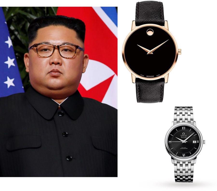 Các nguyên thủ thế giới đeo đồng hồ gì? - Ảnh 13.