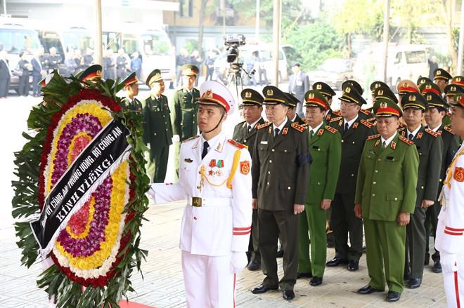 Hình ảnh lễ viếng nguyên Tổng bí thư Đỗ Mười - Ảnh 9.