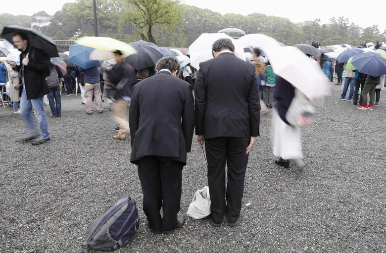 Chùm ảnh: Nước Nhật trong ngày đầu tiên thời Lệnh Hòa - Ảnh 14.