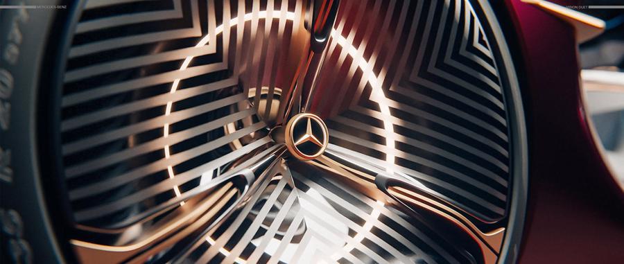 Siêu xe tự lái tương lai của Mercedes-Benz - Ảnh 13.