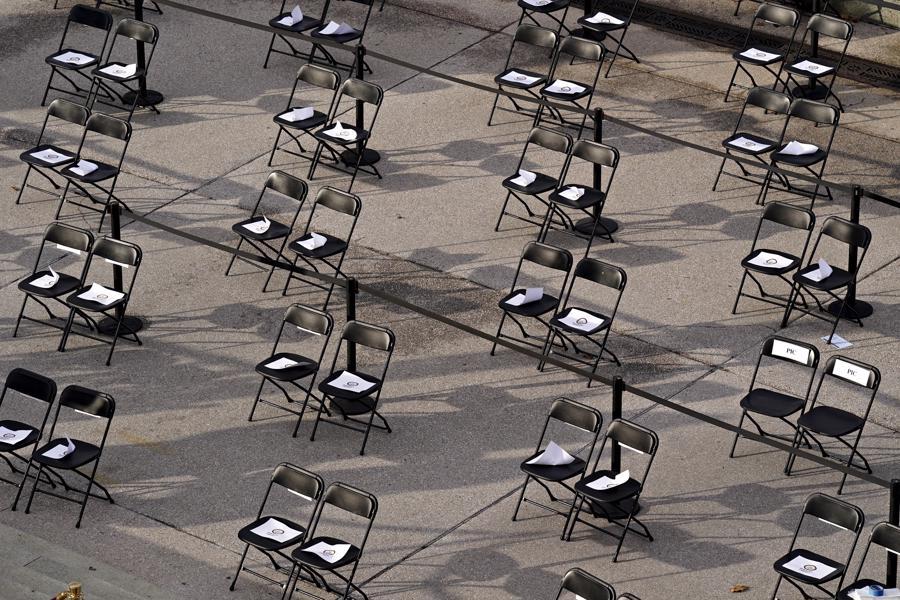 Toàn cảnh lễ nhậm chức của tân Tổng thống Mỹ Joe Biden - Ảnh 14.