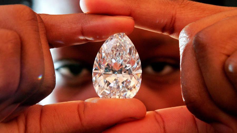 Bên trong kinh đô kim cương lớn nhất thế giới - Ảnh 12.