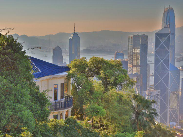 Cuộc sống thượng lưu của giới siêu giàu tại Hồng Kông - Ảnh 7.