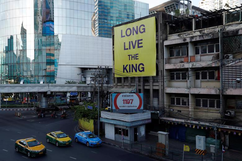 Vua Vajiralongkorn của Thái Lan chính thức đăng quang - Ảnh 15.