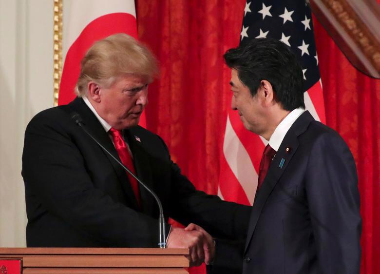 Nhật hoàng mở quốc yến chiêu đãi Tổng thống Trump - Ảnh 15.