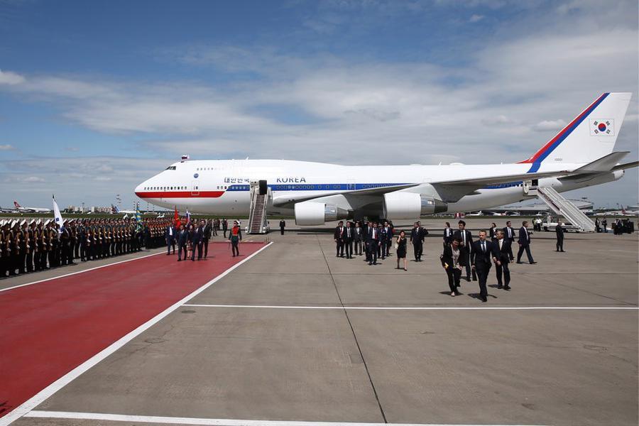 Các nguyên thủ quốc gia sử dụng máy bay gì? - Ảnh 16.