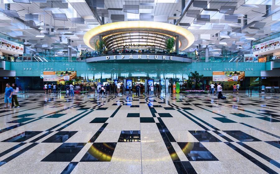 20 sân bay bận rộn nhất thế giới - Ảnh 18.