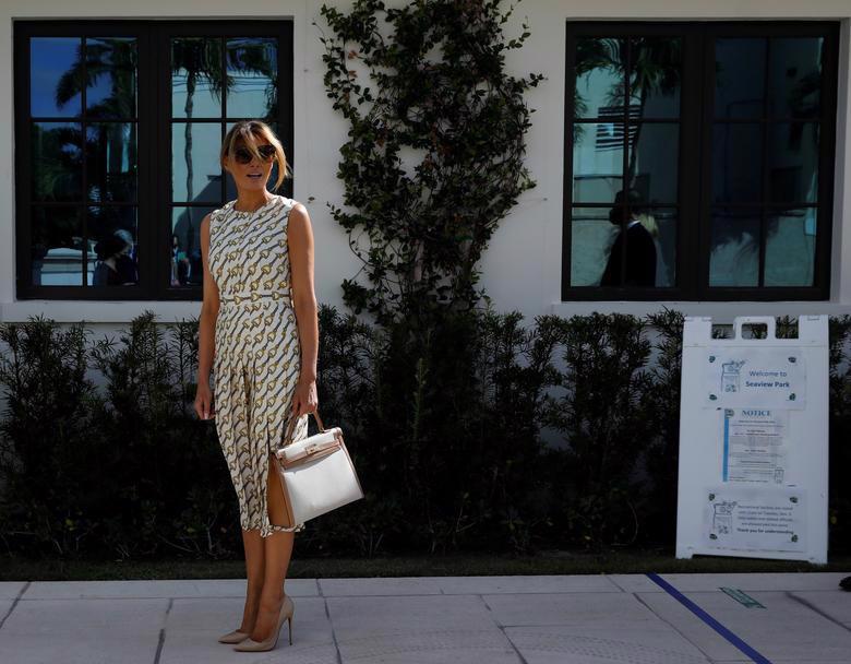 Người Mỹ đi bỏ phiếu chọn Tổng thống, ngày bầu cử êm xuôi - Ảnh 11.