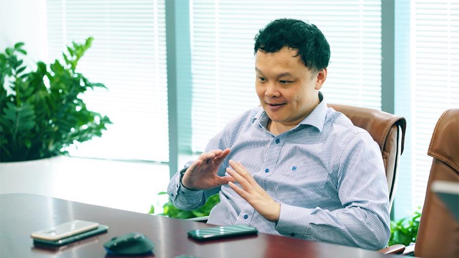 """CEO Nguyễn Thế Tân: """"Mạng xã hội Lotus là cuộc chơi tất tay của VCCorp"""" - Ảnh 10"""