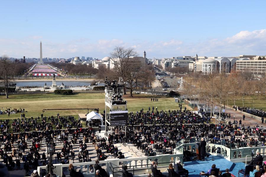Toàn cảnh lễ nhậm chức của tân Tổng thống Mỹ Joe Biden - Ảnh 16.