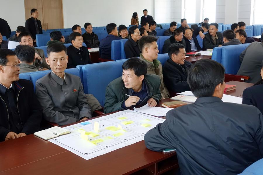 Doanh nhân Triều Tiên chờ cơ hội kinh doanh khi đất nước mở cửa - Ảnh 1.