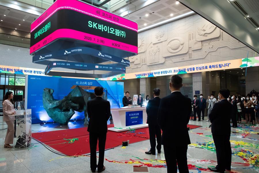 Loạt triệu phú USD ra đời nhờ làm việc cho các tập đoàn chaebol ở Hàn Quốc - Ảnh 1.