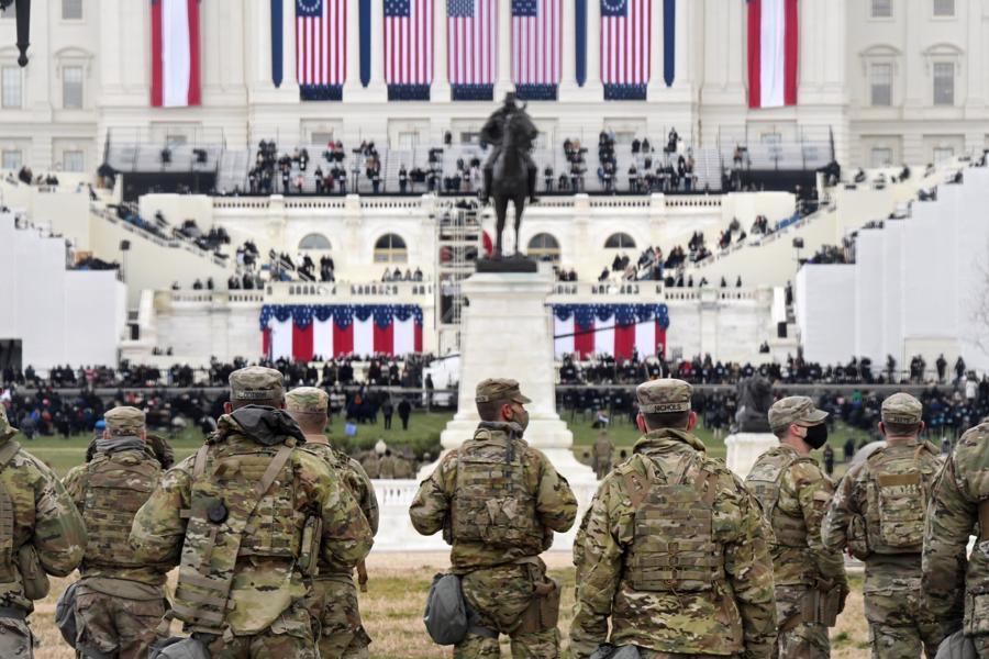 Toàn cảnh lễ nhậm chức của tân Tổng thống Mỹ Joe Biden - Ảnh 17.