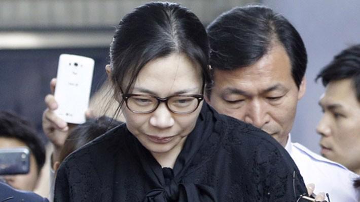 """Thêm một """"công chúa hư"""" của Korean Air khiến dư luận Hàn Quốc dậy sóng - Ảnh 1."""
