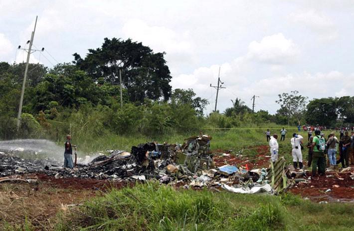 Rơi máy bay chở khách ở Cuba, hơn 100 người thiệt mạng - Ảnh 2.