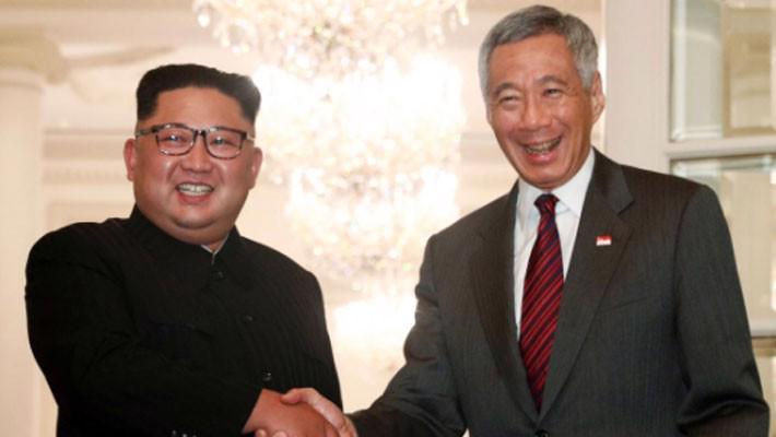 Ông Trump và ông Kim Jong Un đã tới Singapore để có cuộc gặp lịch sử - Ảnh 2.