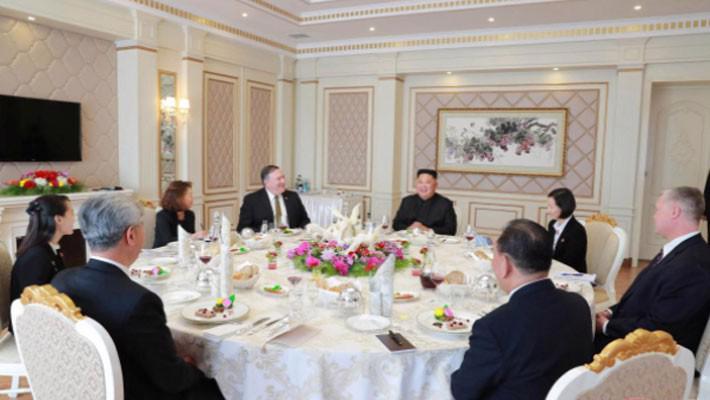 """Ông Kim Jong Un nhất trí gặp lại ông Trump """"sớm nhất có thể"""" - Ảnh 1."""