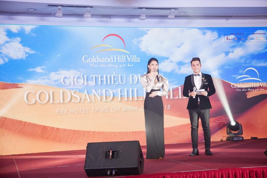 Goldsand Hill Villa hút khách đầu tư Sài Gòn ngày giới thiệu dự án - Ảnh 2.