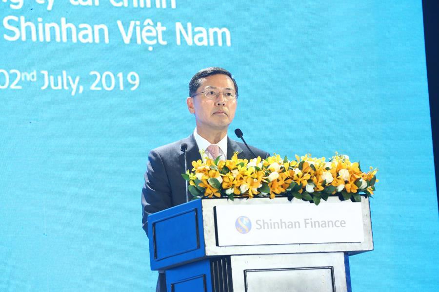 Shinhan Card ra mắt Shinhan Finance cùng hệ thống nhận diện thương hiệu tại Việt Nam - Ảnh 1.