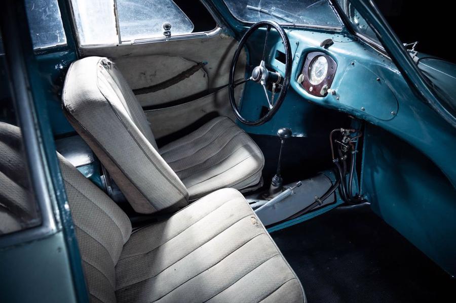 Xe cổ Porsche Type 64 được bán đấu giá, dự kiến thu về tới 20 triệu USD - Ảnh 9.
