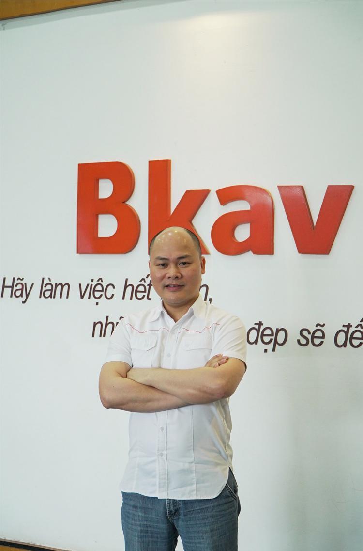 """CEO Bkav: Đích đến là công ty Camera tỷ """"đô"""" và top 3 smartphone thế giới - Ảnh 2."""