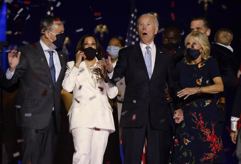 Ông Biden rục rịch xây dựng nội các, chuẩn bị lên cầm quyền - Ảnh 1.