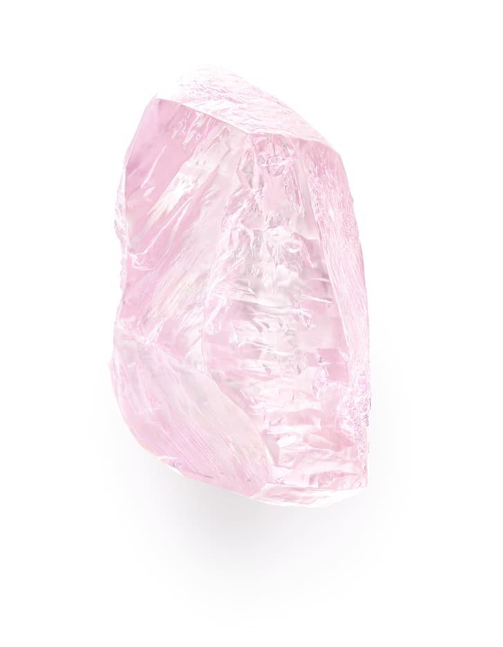 Viên kim cương hồng siêu hiếm có giá gần 27 triệu USD - Ảnh 1.