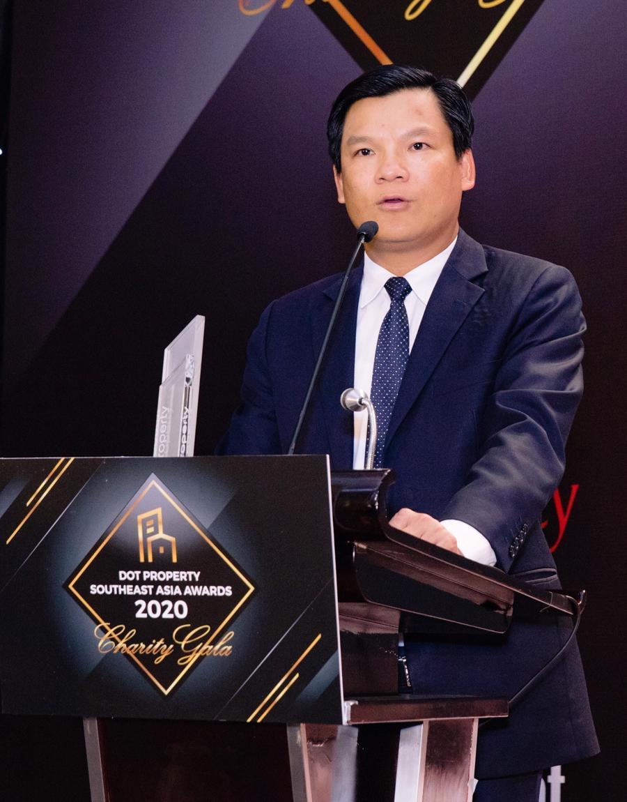 SCG được vinh danh là Nhà thầu xây dựng đột phá nhất Đông Nam Á 2020 - Ảnh 1.