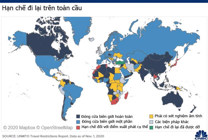Bức tranh kinh tế toàn cầu sau một năm đại dịch Covid-19 hoành hành - Ảnh 2.