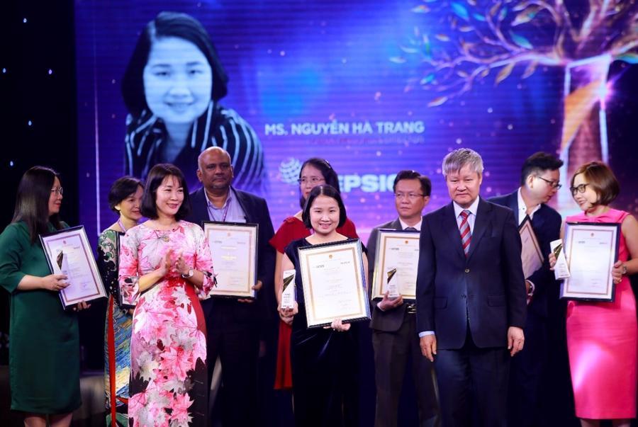 PepsiCo Foods Việt Nam tự hào là một trong những nơi làm việc hàng đầu Việt Nam - Ảnh 1.