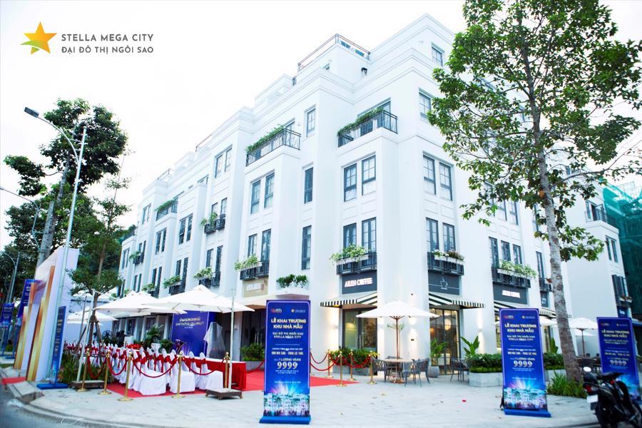 KITA Group chính thức khai trương khu nhà mẫu đại đô thị Stella Mega City - Ảnh 1.