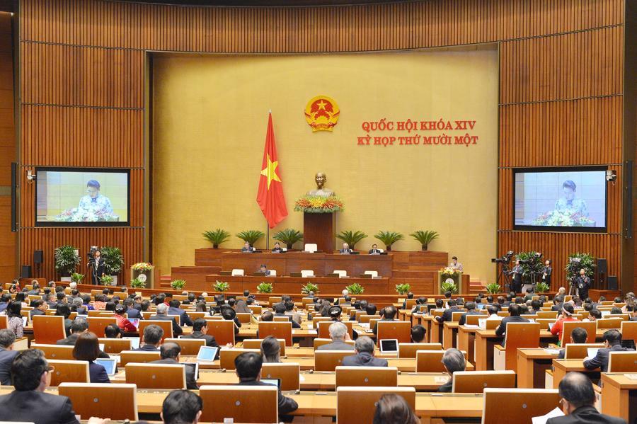 Quốc hội khóa 14: Quyết định nhiều vấn đề phức tạp, chưa có tiền lệ - Ảnh 1.
