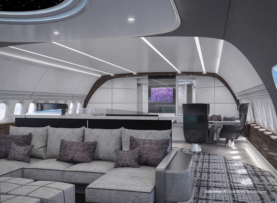 Bên trong máy bay cá nhân 400 triệu USD của Boeing - Ảnh 18.
