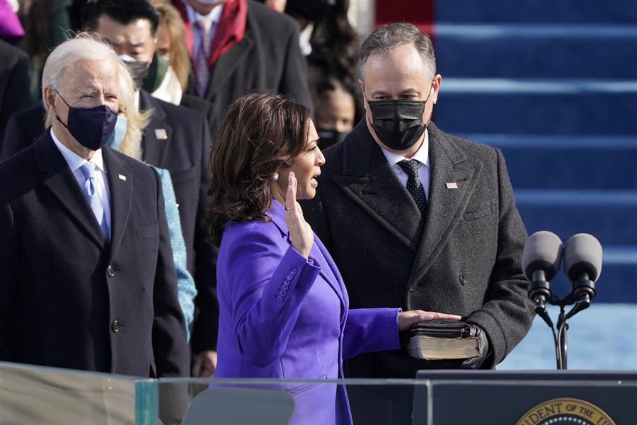 Toàn cảnh lễ nhậm chức đặc biệt của tân Tổng thống Mỹ Joe Biden - Ảnh 9