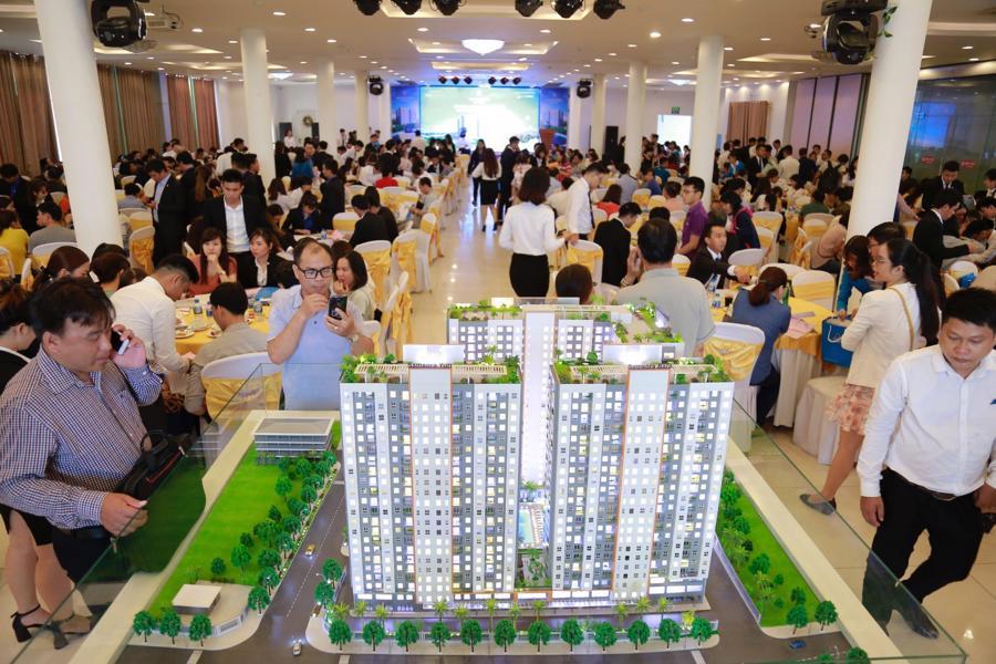 Thị trường địa ốc Biên Hòa ghi nhận mức giao dịch kỷ lục quý 2 - Ảnh 2.