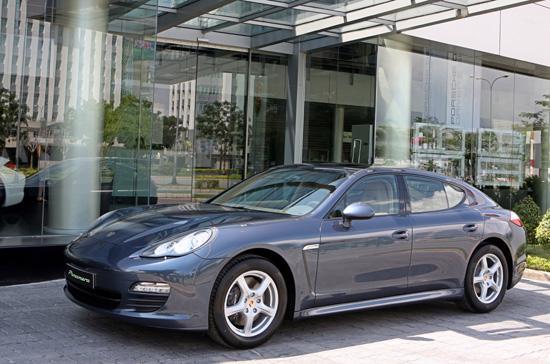 Porsche Panamera V6, sứ mệnh mới - Ảnh 2