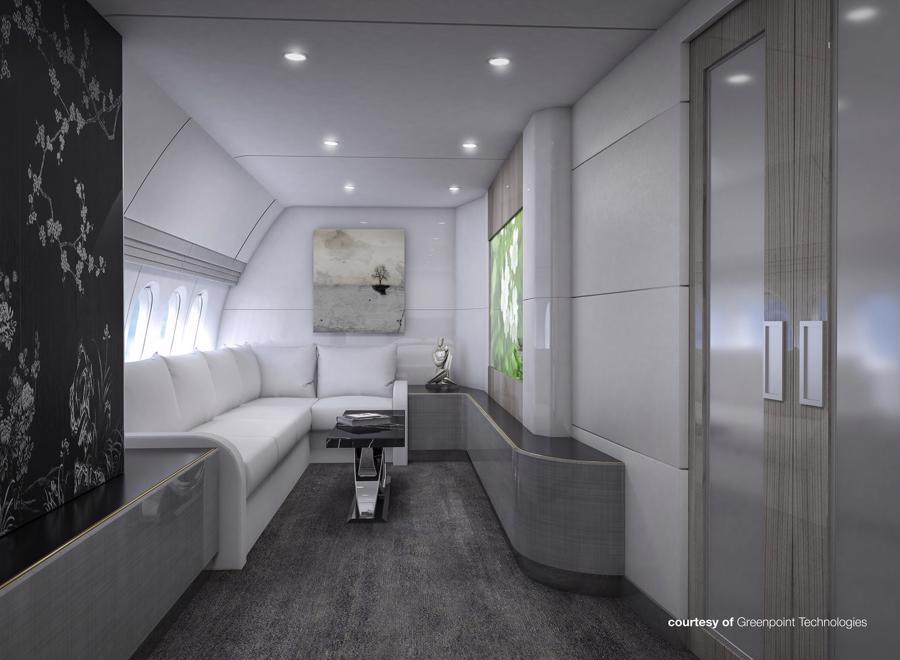 Bên trong máy bay cá nhân 400 triệu USD của Boeing - Ảnh 20.