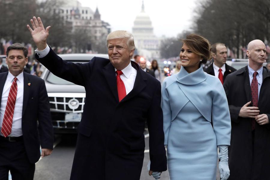 Những khoảnh khắc đáng chú ý trong cuộc đời và sự nghiệp của ông Trump - Ảnh 25.