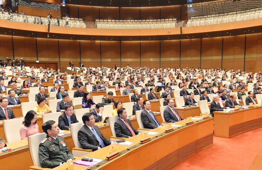 """Thủ tướng: """"Con tàu tăng trưởng Việt Nam hướng tới chân trời mới với cơ đồ mới"""" - Ảnh 2."""