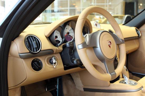 Porsche Boxster 2010, xe sành điệu dành cho phái đẹp - Ảnh 4