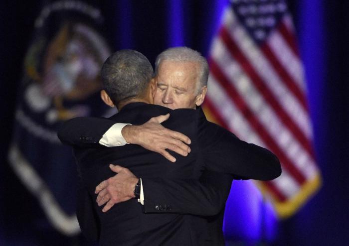 Chùm ảnh đáng nhớ trong cuộc đời và sự nghiệp của ứng viên tổng thống Joe Biden - Ảnh 24.