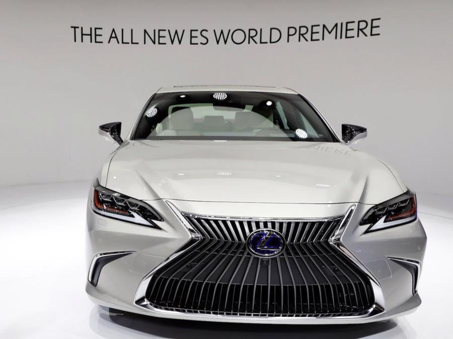 28 mẫu xe được chờ đón tại Paris Motor Show 2018 - Ảnh 26.