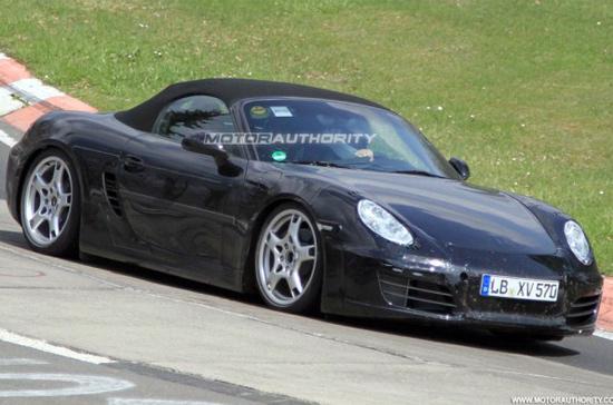 Porsche Boxster 2012, những hình ảnh đầu tiên - Ảnh 2