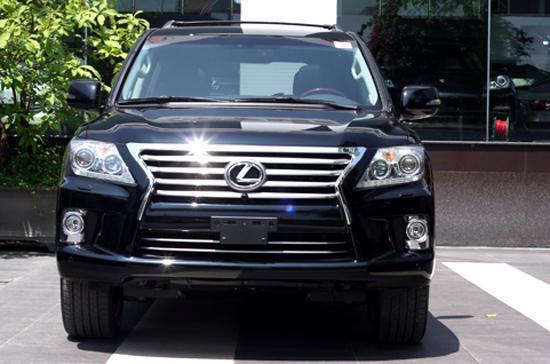 Khám phá Lexus LX570 2013 đầu tiên tại Việt Nam - Ảnh 1
