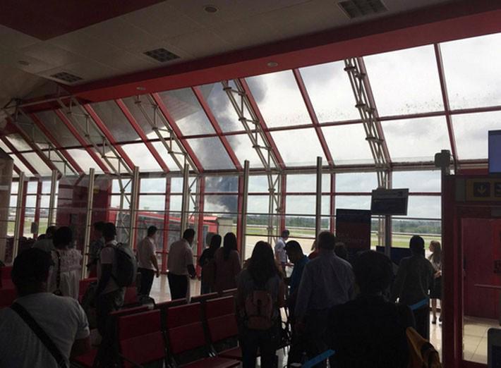 Rơi máy bay chở khách ở Cuba, hơn 100 người thiệt mạng - Ảnh 3.
