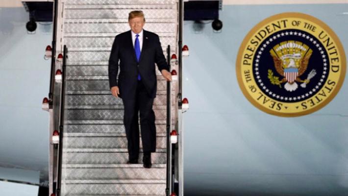 Những hình ảnh đầu tiên của ông Trump và ông Kim Jong Un ở Singapore - Ảnh 3.