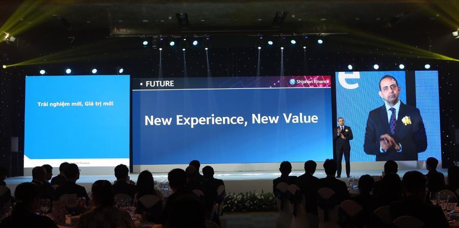 Shinhan Card ra mắt Shinhan Finance cùng hệ thống nhận diện thương hiệu tại Việt Nam - Ảnh 2.